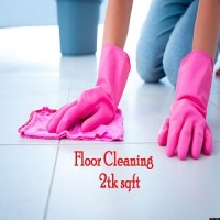 Floor Regular Cleaning - 2tk per sqft