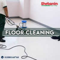 Floor deep clean upto 1200sqft - (VID-161)